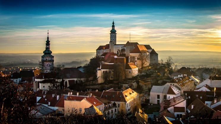 Mikulov - Best place to visit in the Czech Republic for all wine lovers