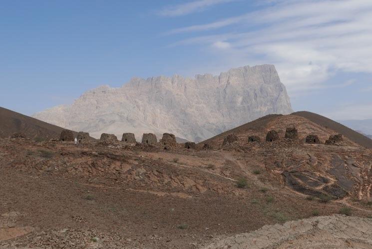 Al Ayn Beehive tomb, omán