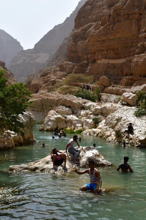Wadi Shad Omán