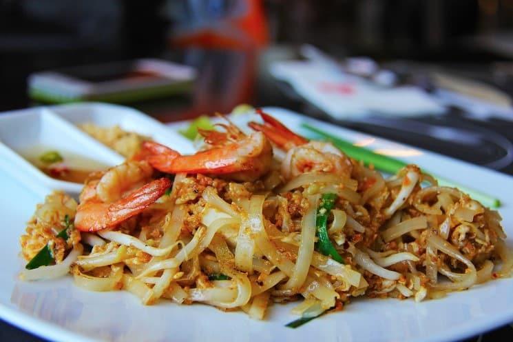 Typical Thai Food - Pad Thai
