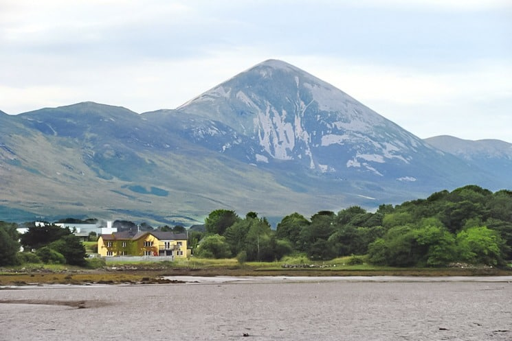 Croagh Patrick - places to visit in Ireland