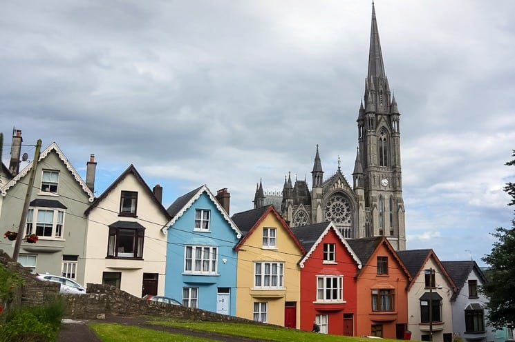 Places to visit in Ireland  - Cork