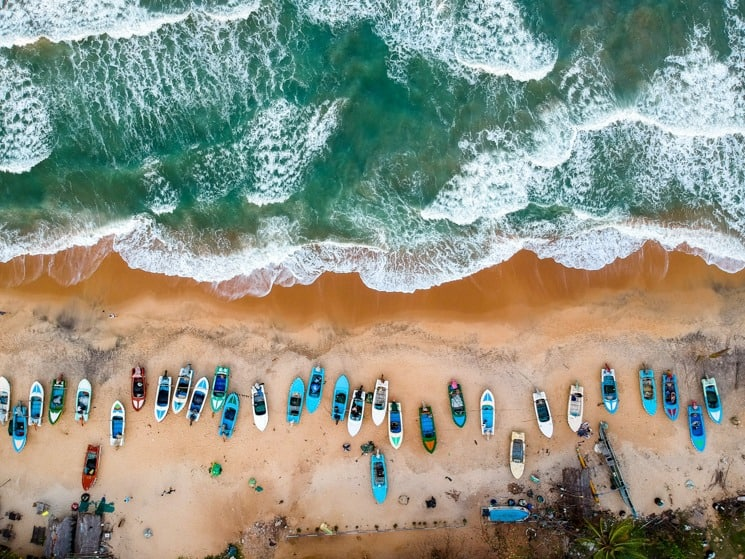 Arugam Bay, Srí Lanka