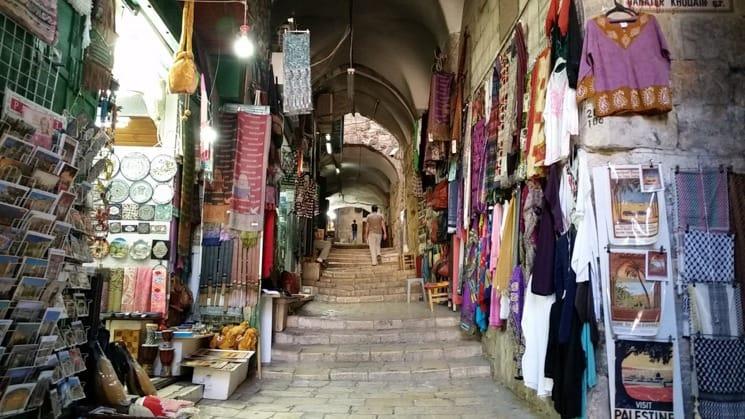 Jerusalem Old Street, Israel