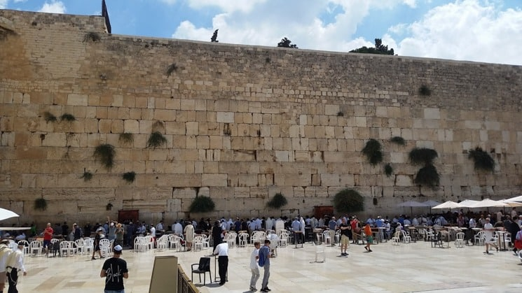 Things to do in Israel - Jerusalem- Western wall