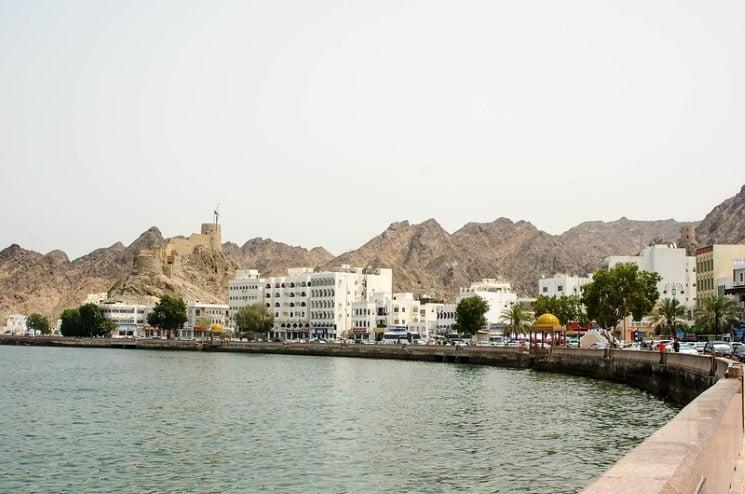 Mutrah Souq & Corniche