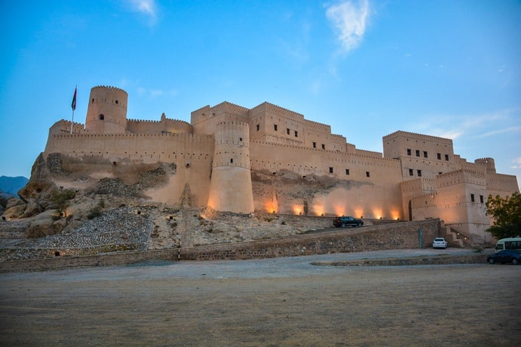 Things to do in Muscat - Nakhal Fort