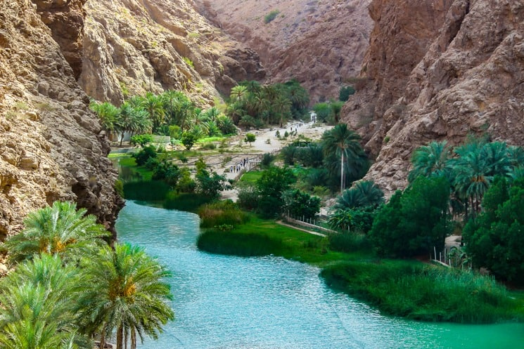 Things to do in Muscat - Wadi Shab