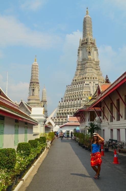Things to do in Bangkok - Wat Arun