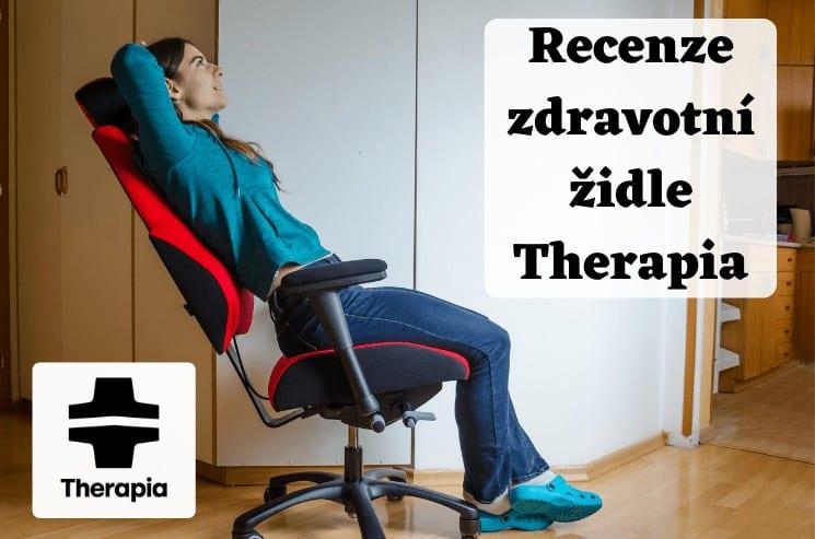 Zdravotní židle Therapia recenze