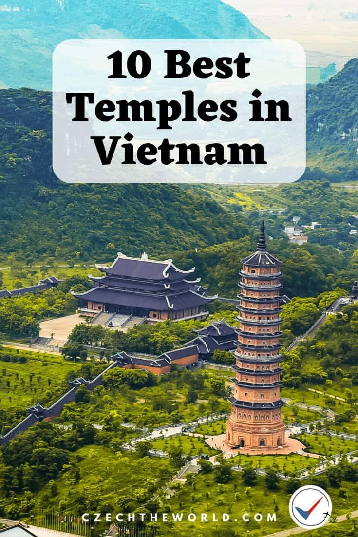 10 Best Temples in Vietnam