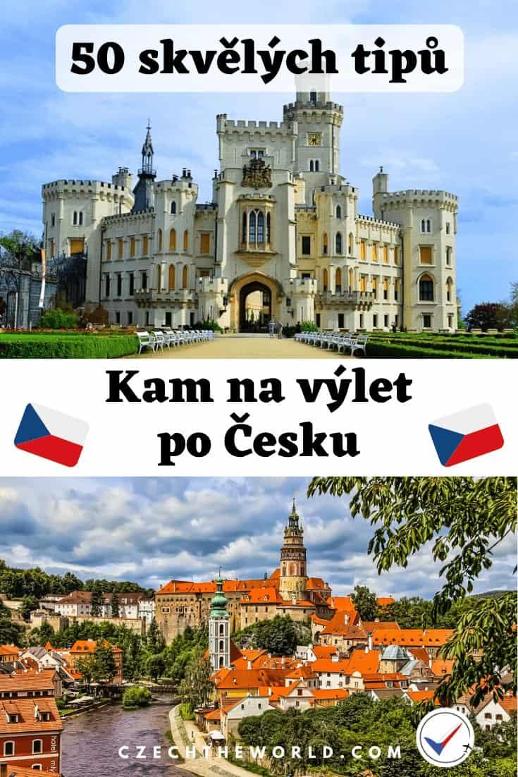 50 skvělých tipů kam na výlet po Česku 5