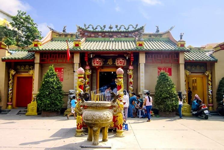 Temples in Vietnam (2)
