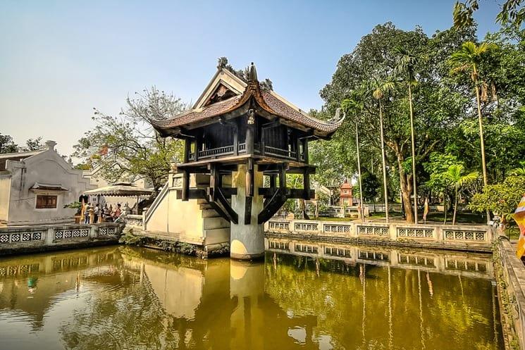 Temples in Vietnam