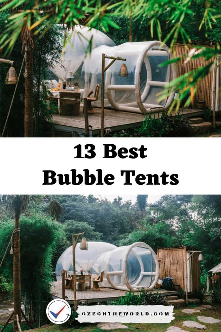 13 Best Bubble Tents (1)
