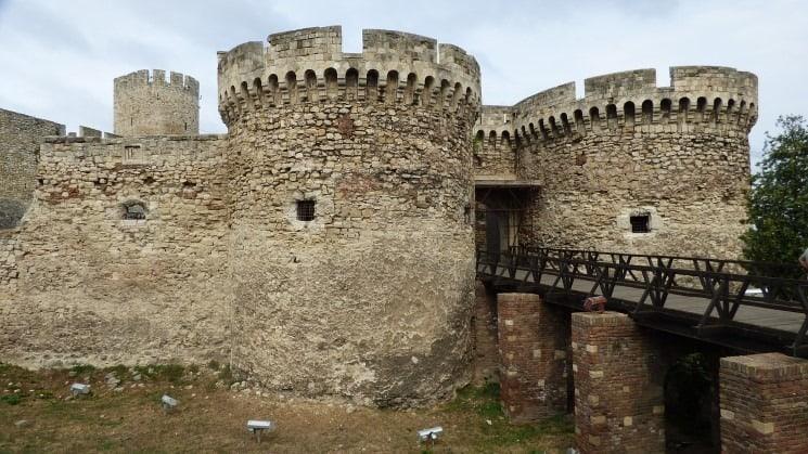 Best Things to do in Belgrade - Kalemegdan Fortress