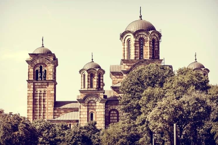 Best Things to do in Belgrade - St. Mark's Church