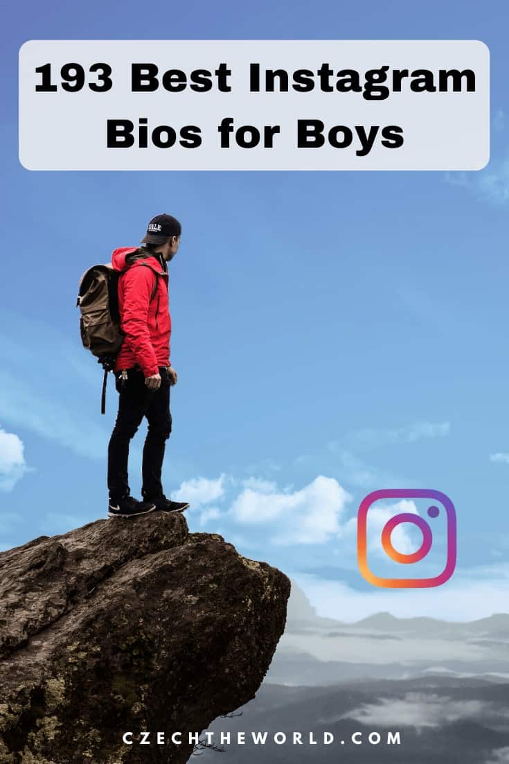 Best Instagram Bio quotes for Boys (1)