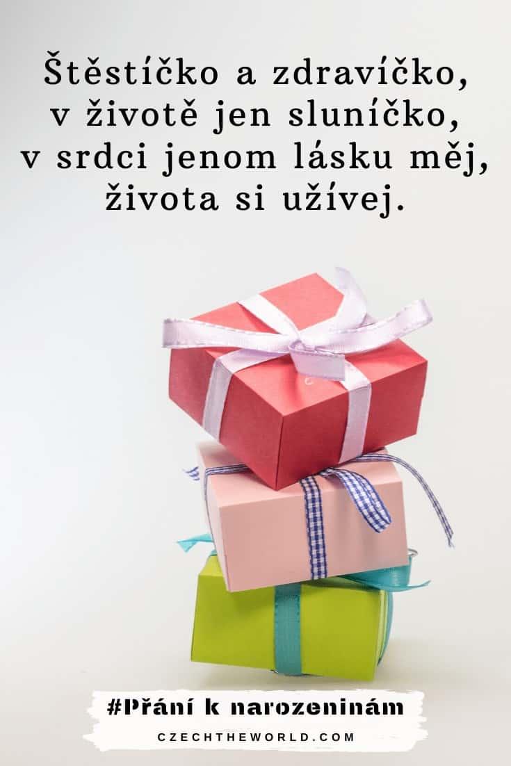 Přání k narozeninám (1)