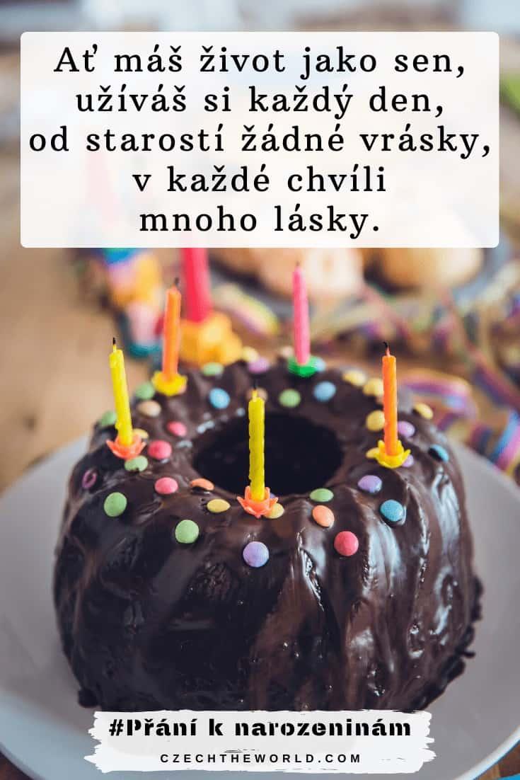 Všechno nejlepší k narozeninám!