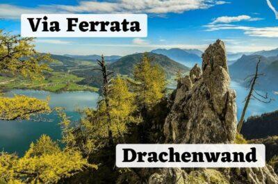 Via ferrata Drachenwand - vše, co potřebujete vědět