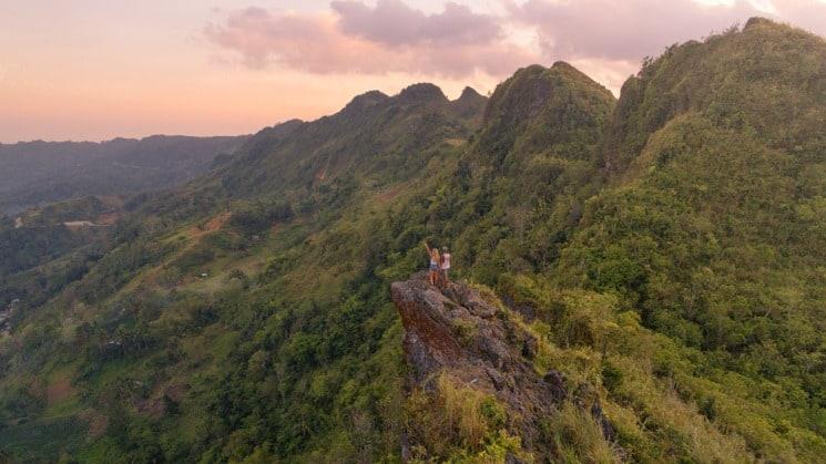 Best Tourist Spots in Cebu - Kanduwgaw Peak