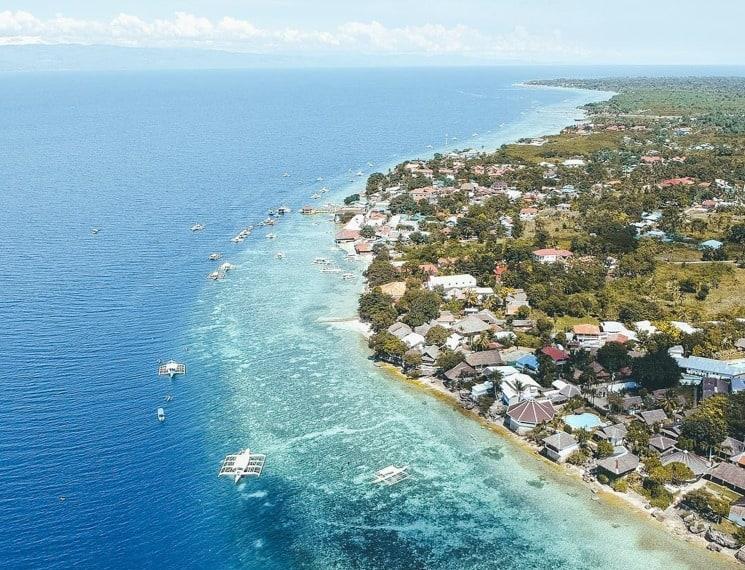 Best Tourist Spots in Cebu - Moalboal
