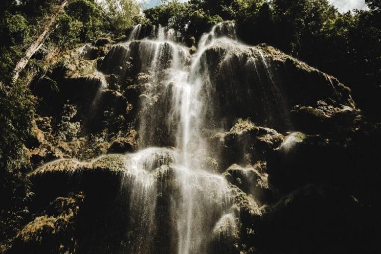Best Tourist Spots in Cebu - Tumalog Falls