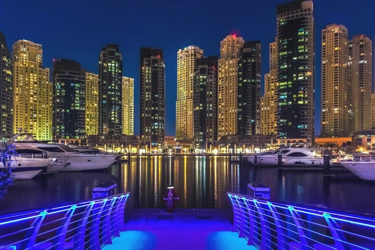Places to visit in Dubai at night (3)
