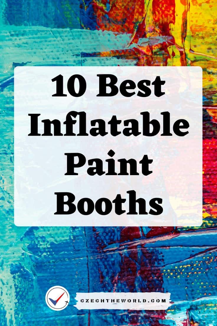 10 Best Inflatable Paint Booths