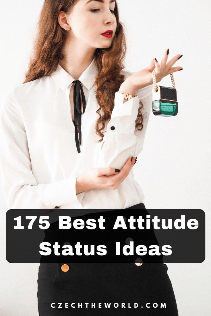 175 Best Attitude Status in English (3)