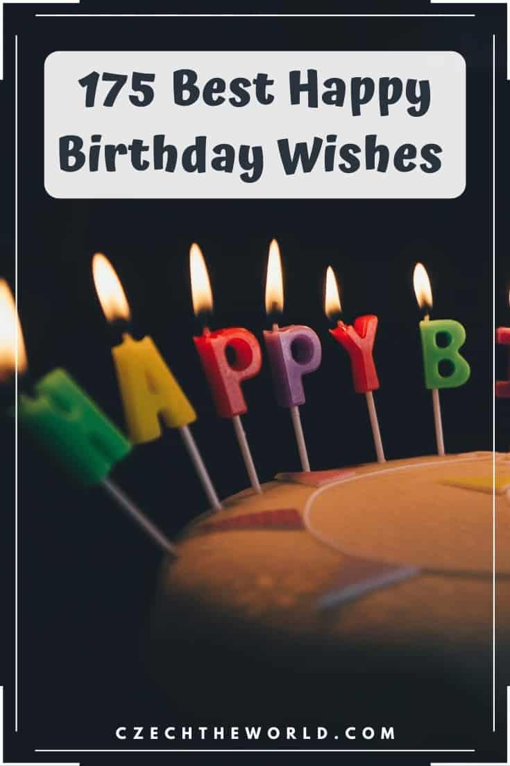 175 Best Happy Birthday Wishes (4)