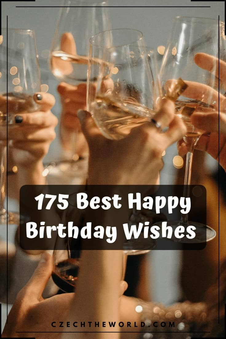 175 Best Happy Birthday Wishes (8)