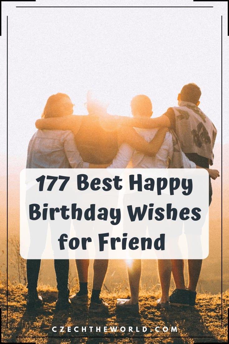 Best Birthday Wishes for friend (2)