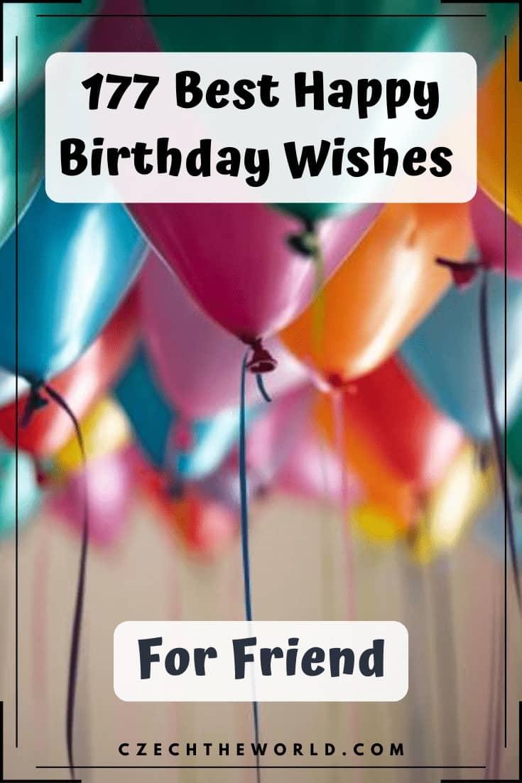Best Birthday Wishes for friend (6)