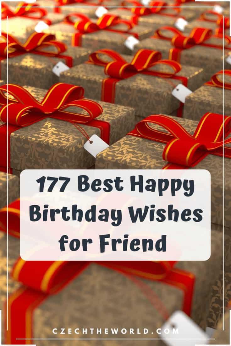 Best Happy Birthday Wishes for friend (2)
