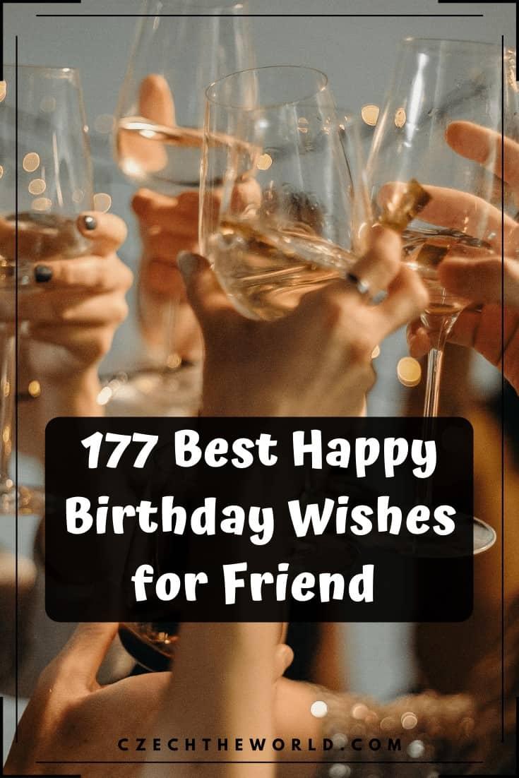 Best Happy Birthday Wishes for friend (3)