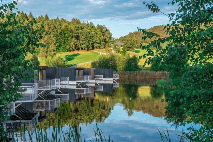 Glamping na vodě - Liberec