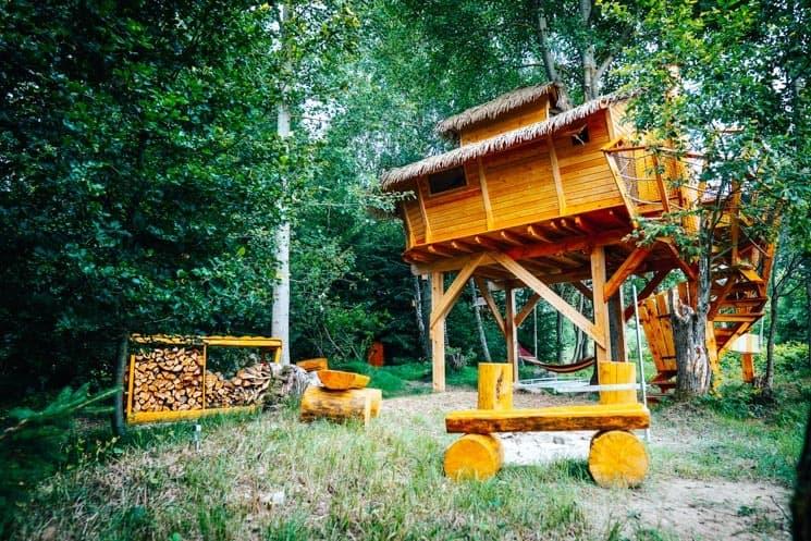 Treehouse Česká Kanada