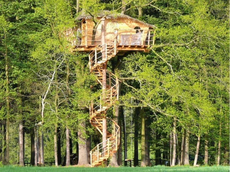 Treehouse Tři Duby