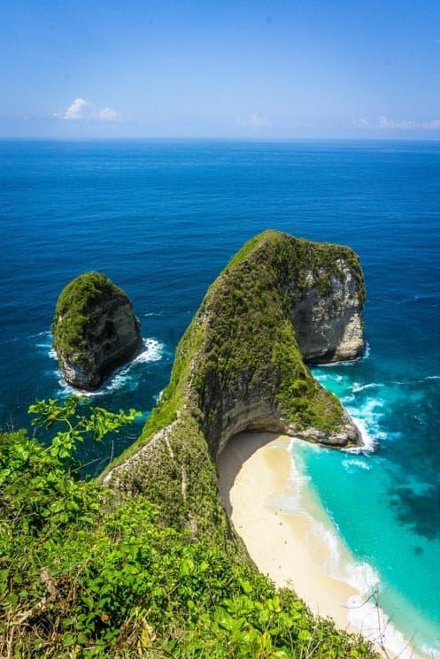 Kelingking T-Rex Point - Things to do in Nusa Penida