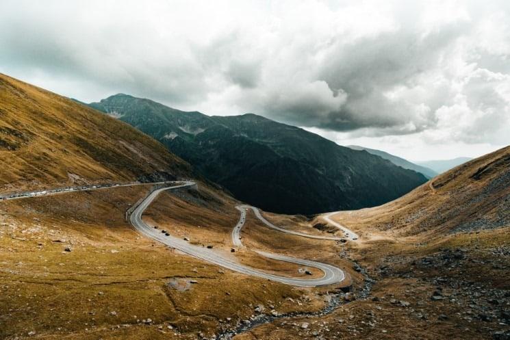 Transfagarasan road (1)