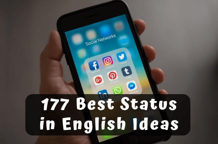175 Best Status in English