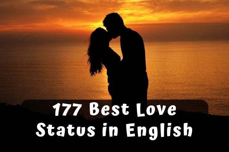 177 Best Love Status in English