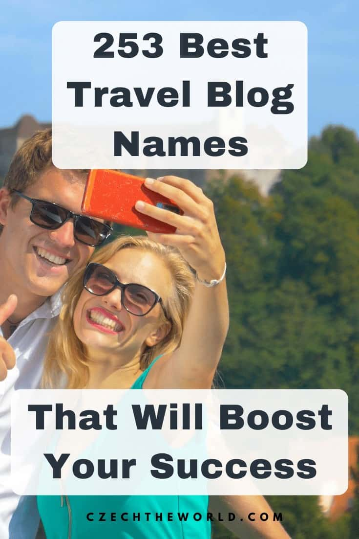 253 Best Travel Blogs Names (2)