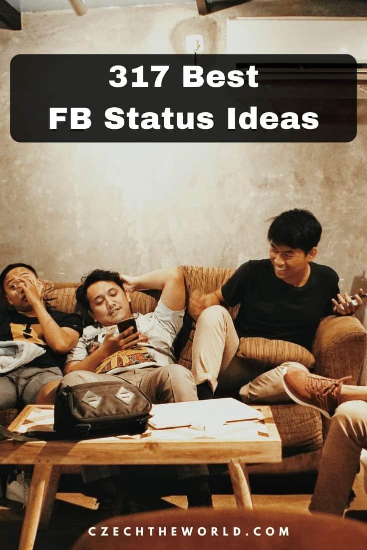 Best FB Status Quotes