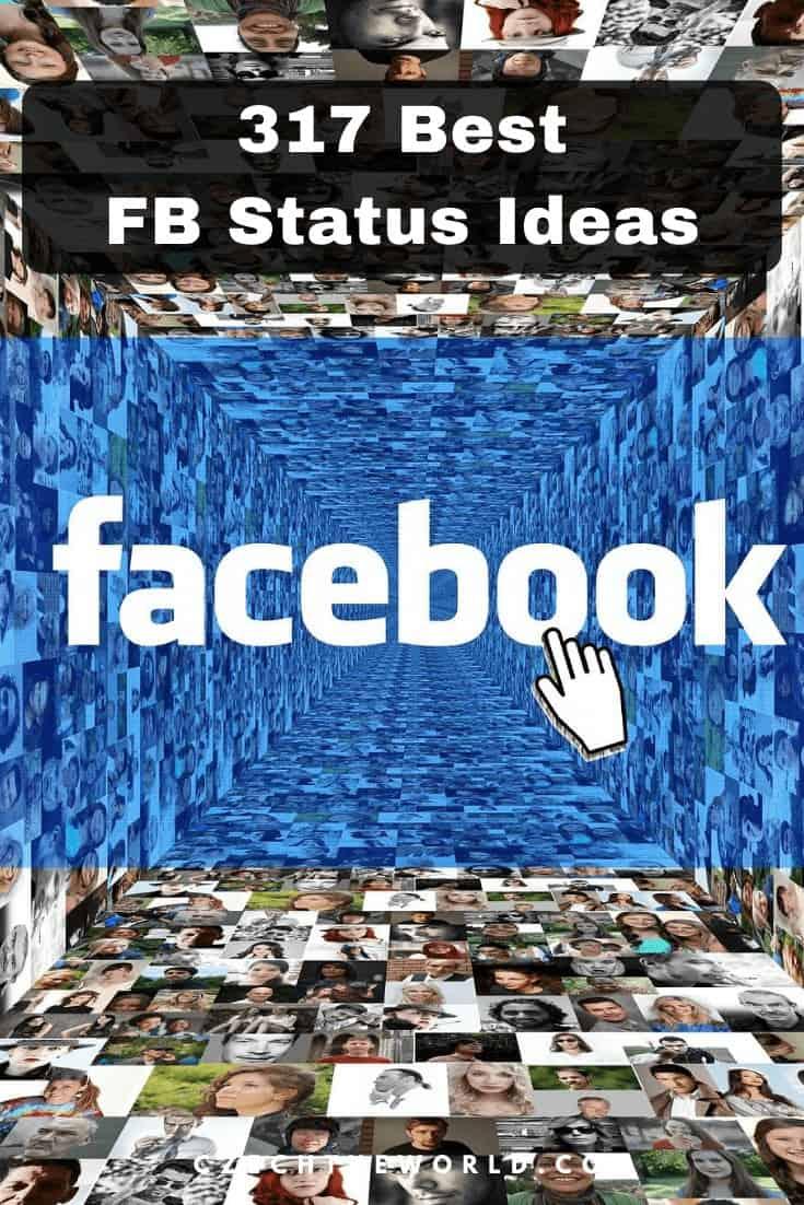 Best FB Status Ideas