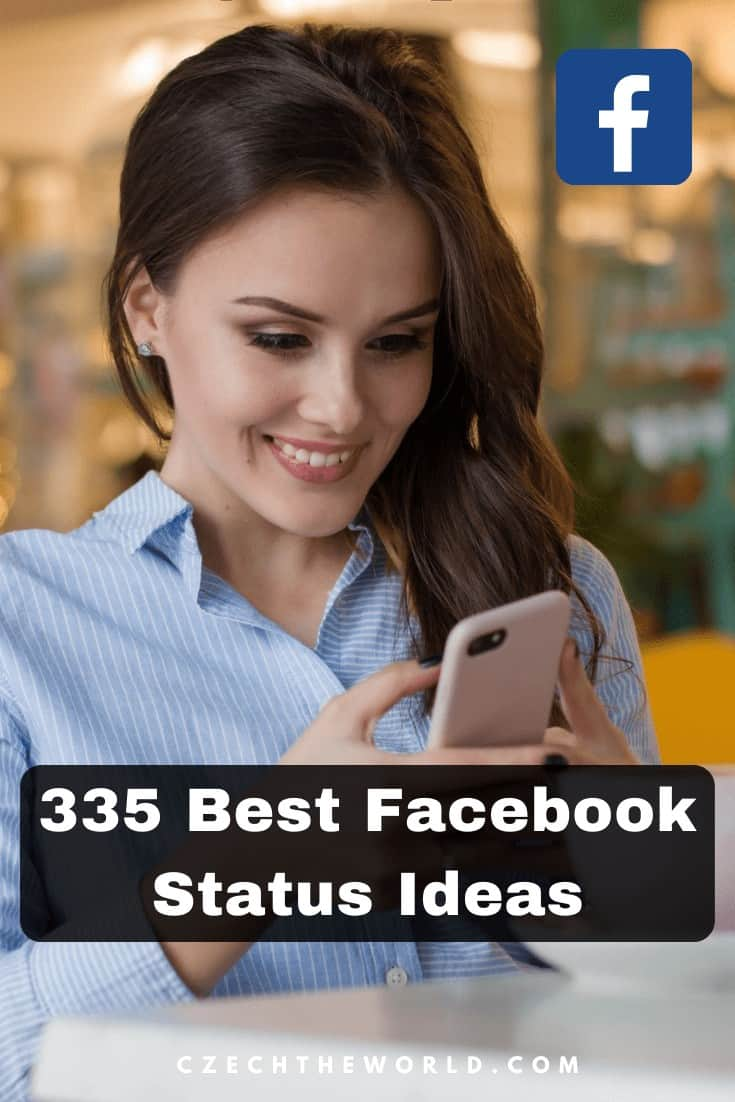Best Facebook Status Ideas