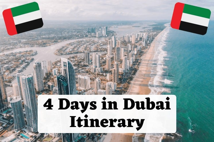 4-Days Dubai Itinerary