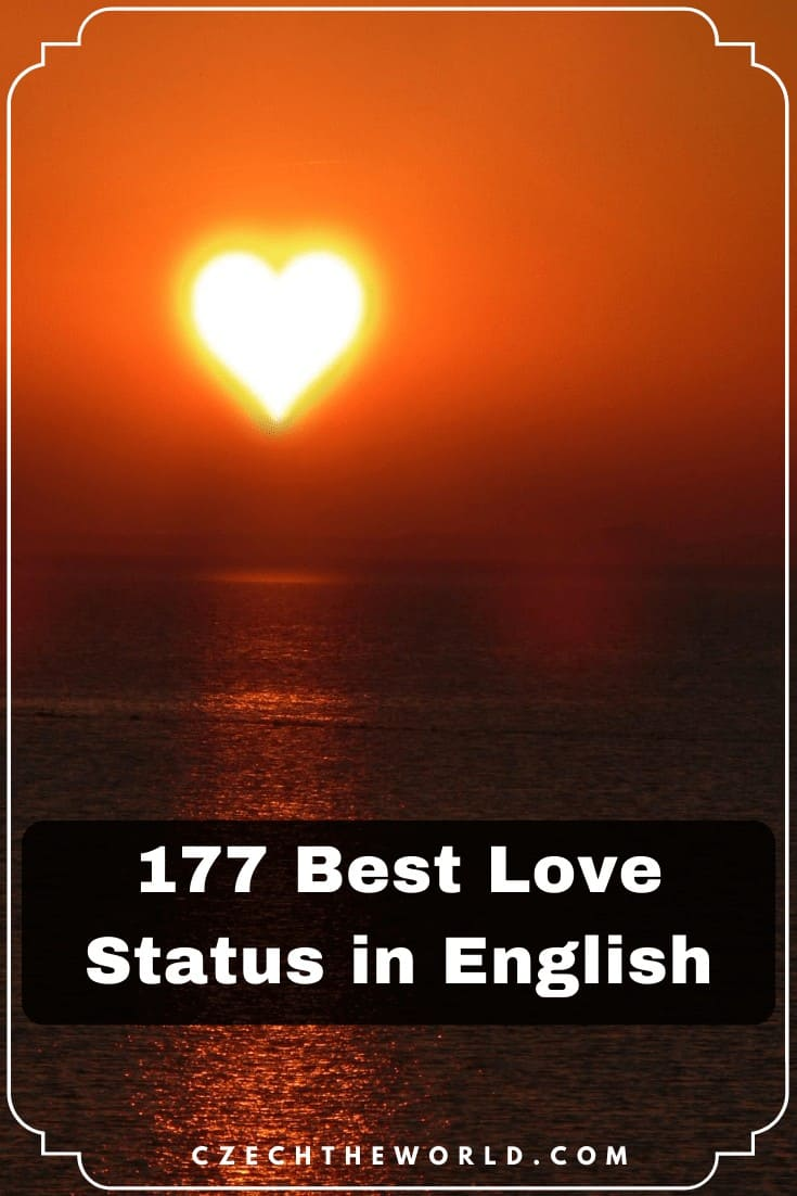 Best Love Status in English